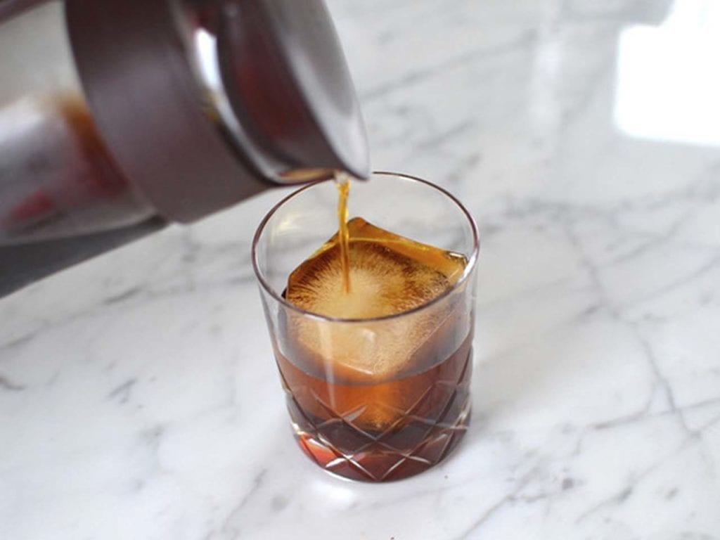 kaldbrygget kaffe oppskrift og guide