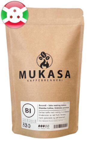 Kaffe fra Burundi