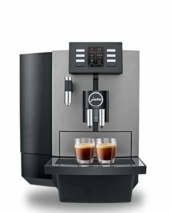 Kaffemaskin til bedrift JURA X6
