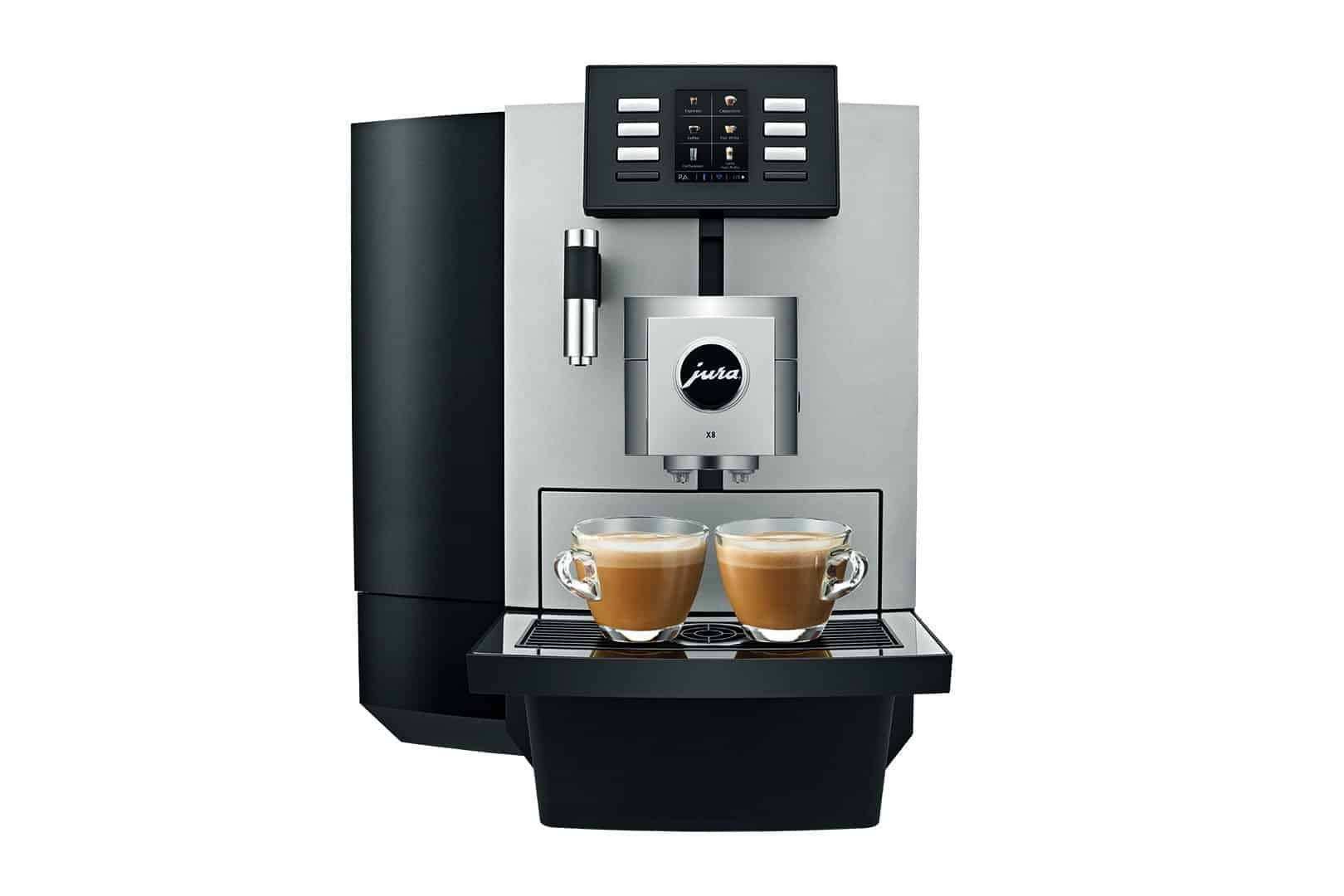 Jura x8 cappuccino