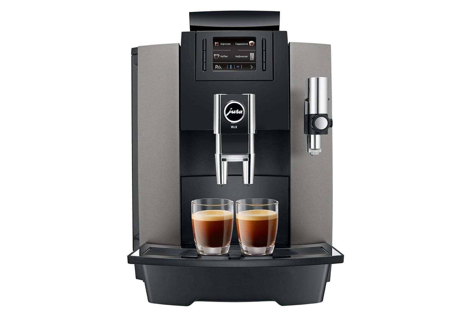 Jura WE8 dobbel espresso