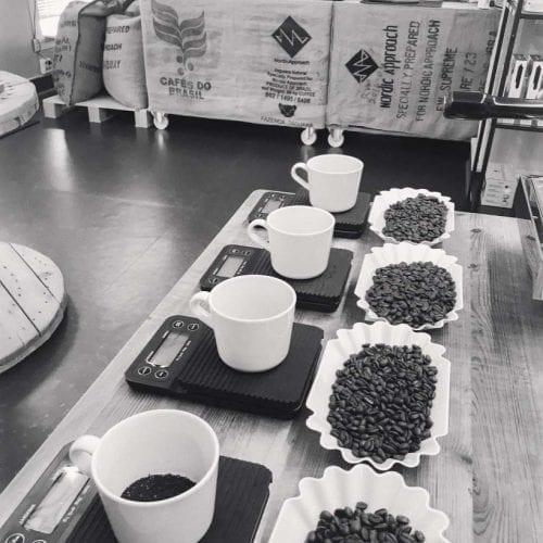 Mukasa Kaffebrenneri vår historie